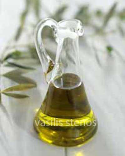 Greece's Liquid Gold: Olive Oil
