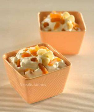 Tzatziki with Greek Yogurt and Dried Apricots