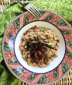 octopus-juice-risotto1_grilled-leeks_braised-baby-octop