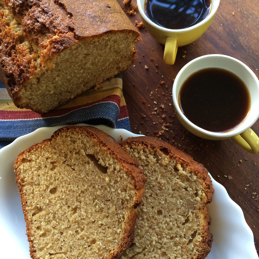 Wheat Free Pound Cake Recipe