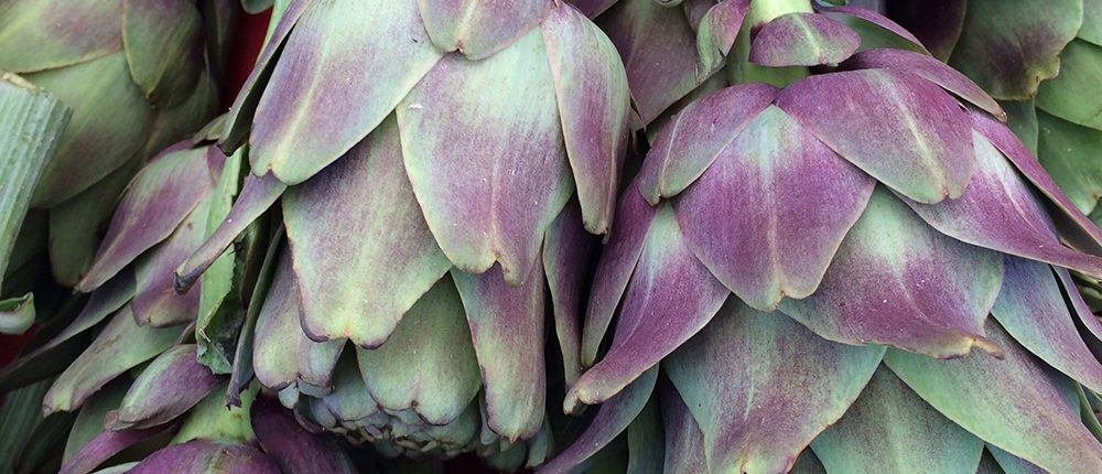 Artichokes in Greek recipes and Greek cooking are important.