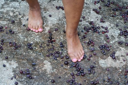 Twinkle toes!