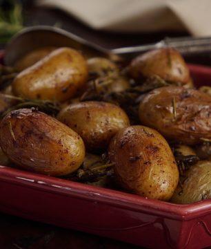 Sage Potatoes