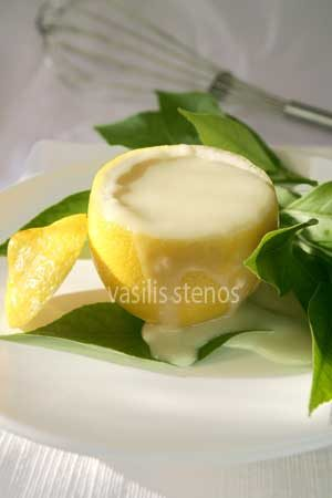 Greek egg lemon sauce avgolemono