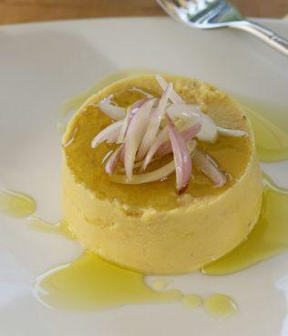 Yellow Split Pea Purée (Fava)