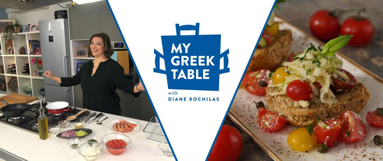 Greek mediterranean cooking cuisine greek chef diane kochilas friends forumfinder Images