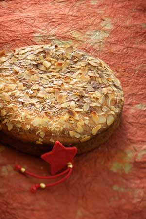 Vasilopita: Lucky Greek New Year Bread