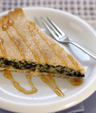 Naxos Sweet Chard Pie/ Sefoukloti