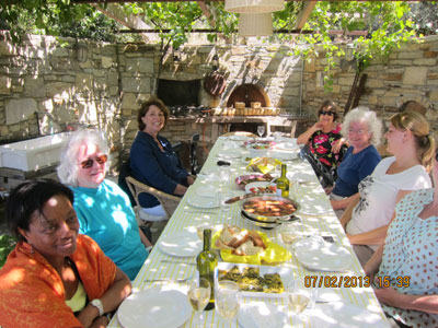 Lunch-in-our-garden_Day-1_July-2013
