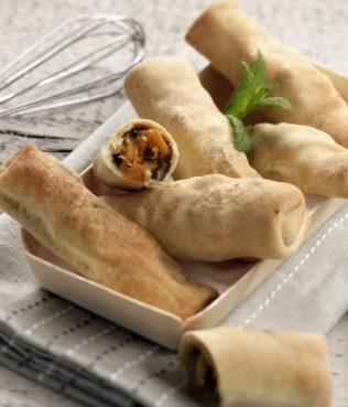 Traditional Pies from Ikaria (Pitarakia)