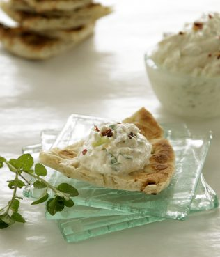 Whipped Spicy Feta