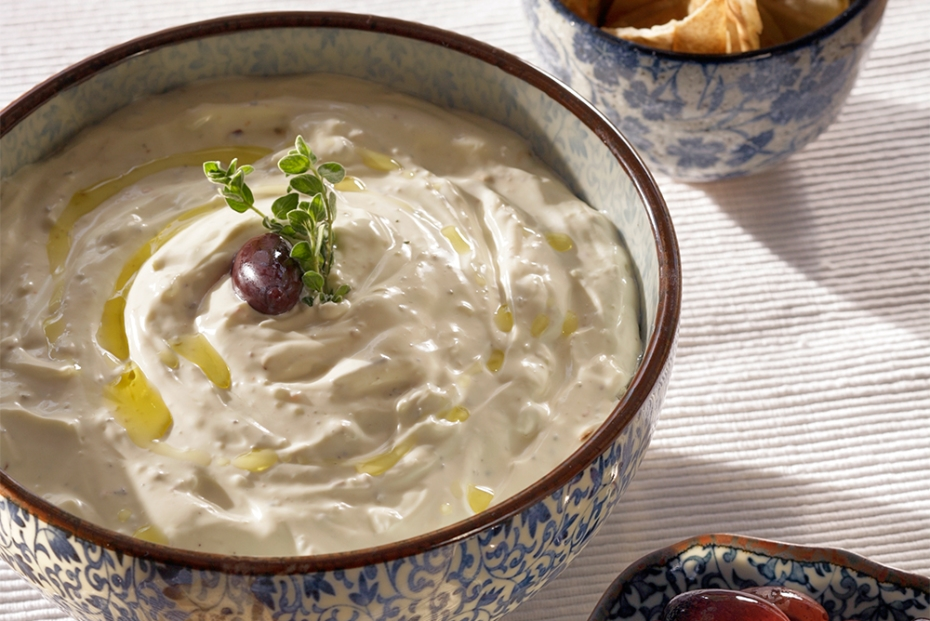 Spicy Whipped Feta Dip