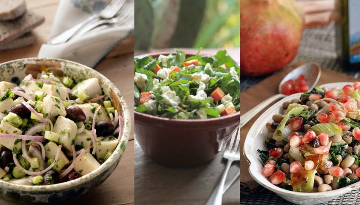 So much more than classic Greek salad!