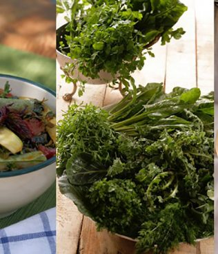 HORTA - GREENS: A Glossary of Edible Wild Greens