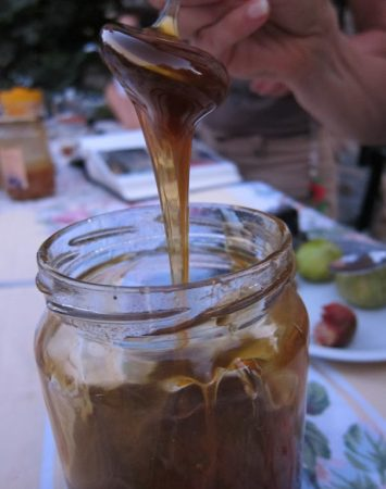 Thick Pine Honey from Ikaria
