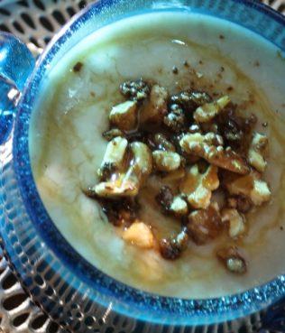 Baklava Oatmeal
