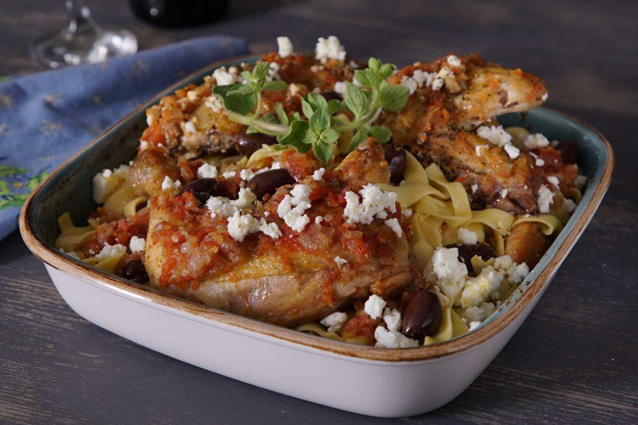 Spartan Chicken Greek Food Greek Cooking Greek Recipes By
