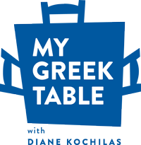 My Greek Table TV Series Coming to Public Television, October, 2017
