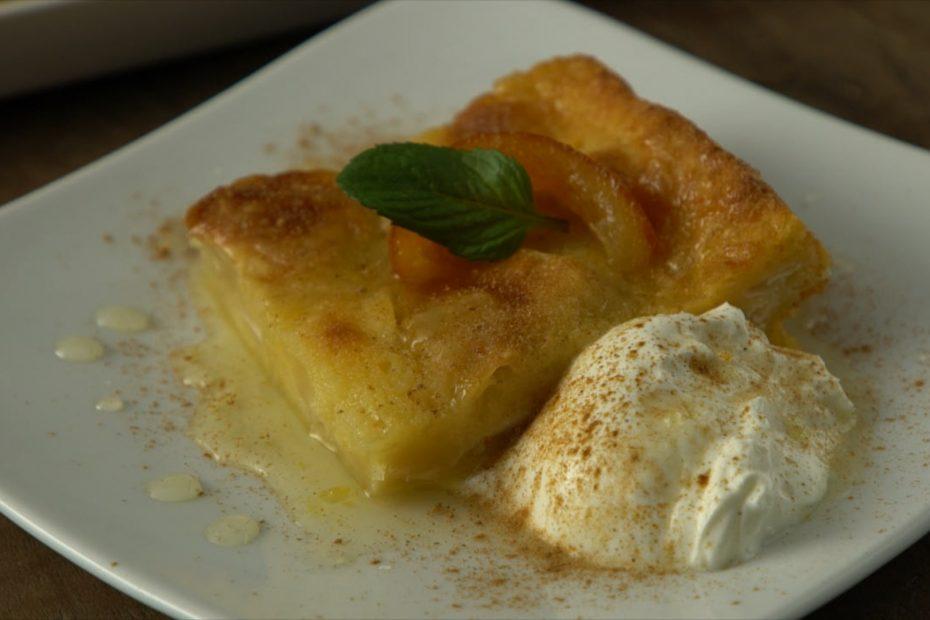 Messy Orange Pie Greek Food Greek Cooking Greek Recipes By