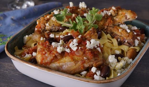 Greek Food Recipes | Mediterranean Diet & Cuisine