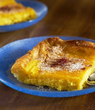 Milk Pie - Galatopita