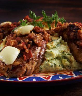 Chicken Sartsa