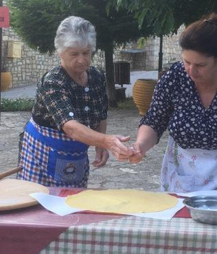 The Power of Women in a Greek Kitchen