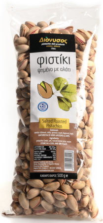 Aegina pistachios are dry farmed and sustainable