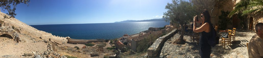 Monemvasia Coast