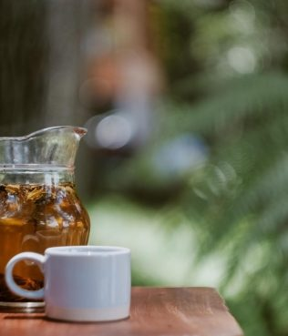 Mountainand Sage Iced Tea