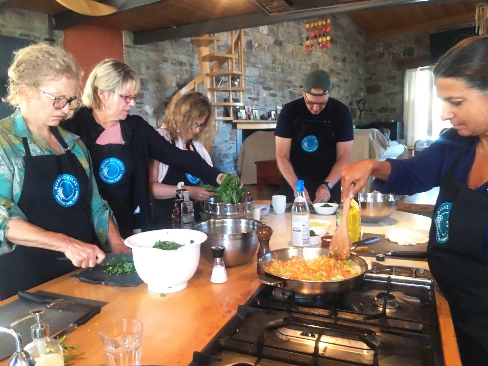 Diane's Ikaria classes_Cooking